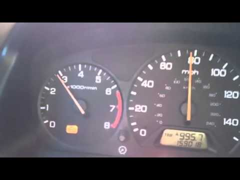 99 honda accord check engine light on trip p1259 youtube. Black Bedroom Furniture Sets. Home Design Ideas