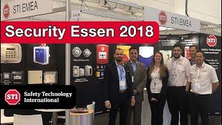 Security Essen 2018 Round Up