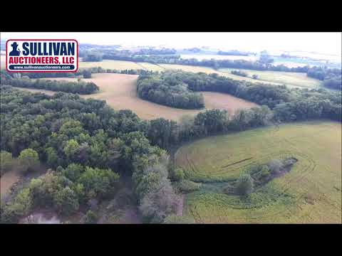 Johnson Aerial Tour - Scotland County, MO