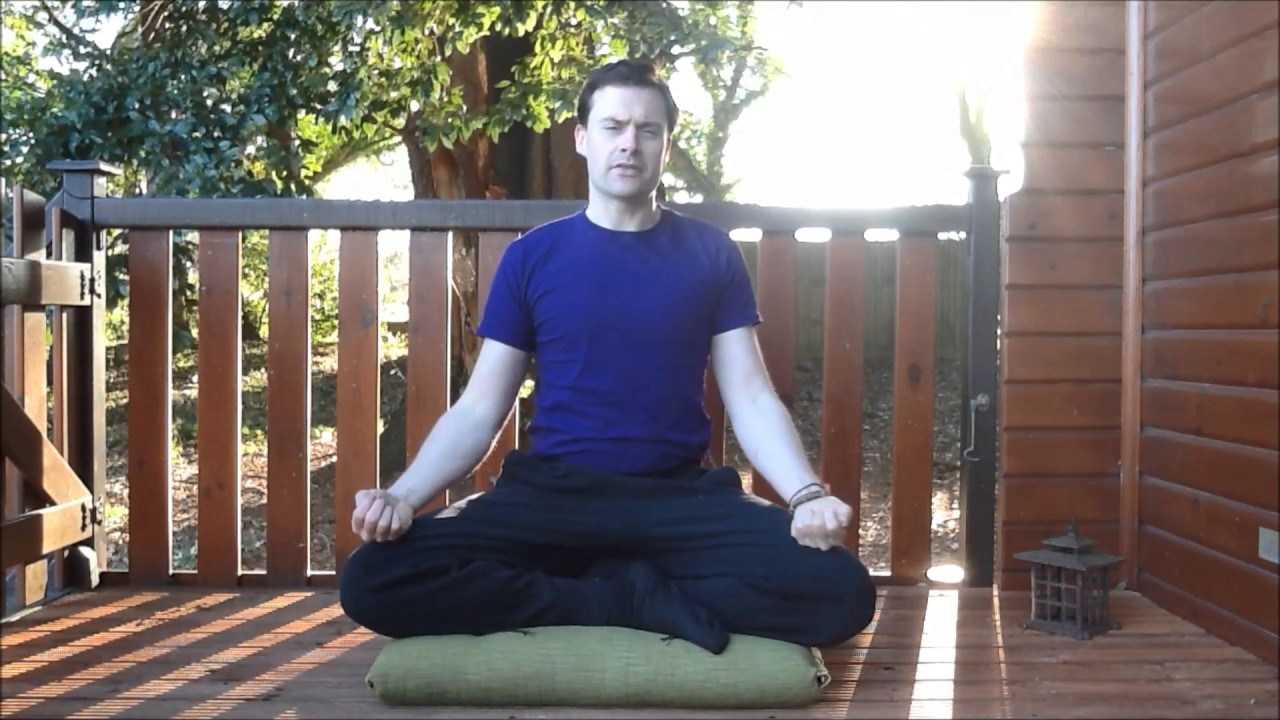 Spontaneous Movements During Meditation - YouTube