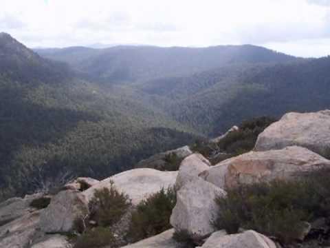 Booroomba Rocks, Namadgi National Park, Canberra, Australia