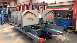 YCDM G350 Yatay Şerit Dilimleme | FORM