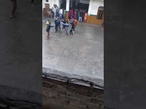 New rising star high school dance video
