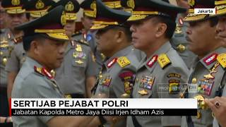 Download Video Sertijab Pejabat Polri, Pelantikan Kapolda Metro Jaya Irjen M. Iriawan MP3 3GP MP4