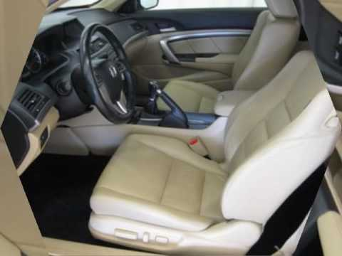 2008 Accord EX-L V6 6-speed Manual Coupe Atlanta Cars for sale Stock#10561A