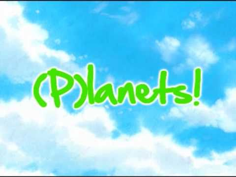 (P)lanets! Otome Game Opening
