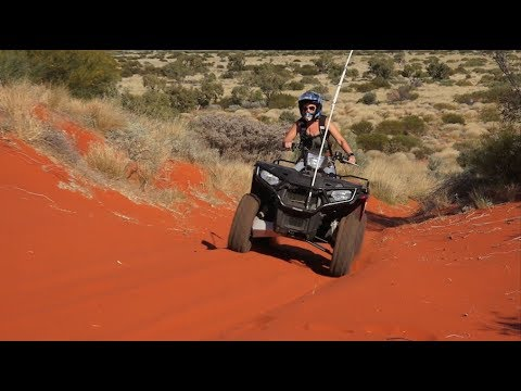 Top of Down Under Series 7 EP7 - CSR (pt2) and Desert Queen Baths