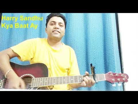 Kya baat ay -harrdy sandhu | Guitar Cover