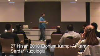 Etohum Kampı Ankara - Serdar Kuzuloğlu - 27 Nisan 2010