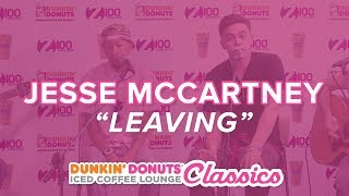 Jesse McCartney Performs Leaving Live  Classics
