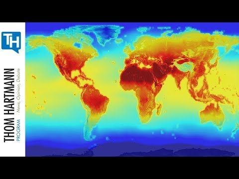 On A Scale Of One To Ten What Will Climate Change Do To The Planet? (w/Guest Peter Wadham)
