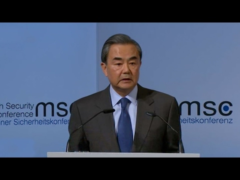 China calls for multilateralism, cooperation, global governance