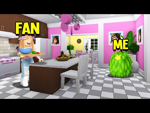 i-disguised-as-a-bush-&-snuck-into-a-fans-house!-(roblox-bloxburg)