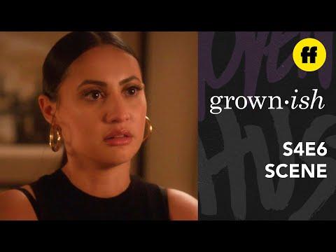 Download grown-ish Season 4, Episode 6   Ana and Javi Break Up   Freeform