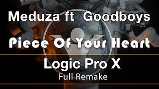 Piece Of Your Heart #Meduza ft  Goodboys LogicProX Remake #Template Video