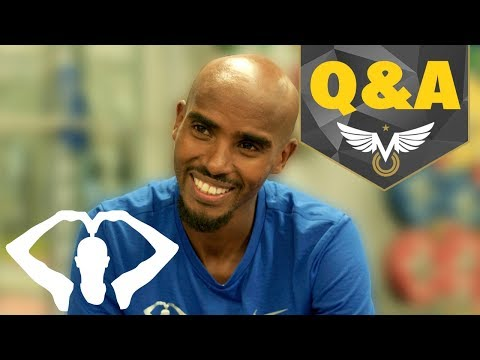The Music I Listen To While Running & Much More! | Q&A | Mo Farah