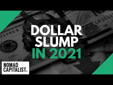 Dollar Expected To Drop 20% In 2021