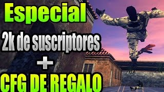 ░▒▓★ESPECIAL 2000 MIL SUSCRIPTORES! | SHOWFRAG + CFG DE REGALO [sXe 15.7 All FIX]★▓▒░