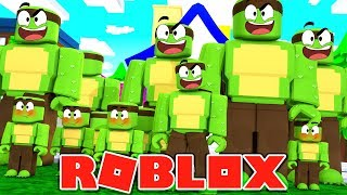 MY CLONE ARMY IS GROWING! CLONE BABIES AND GIANTS! Clone Tycoon Roblox w/TinyTurtle