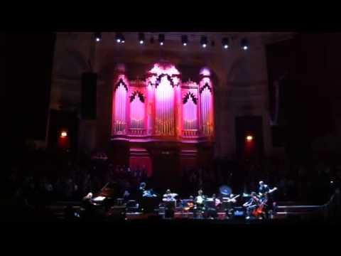 Ludovico Einaudi final @ concertgebouw amsterdam 30-10-2013
