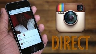 comment faire instadirect