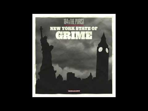 184 & The Purist - New York state Of Grime  (FULL TAPE)