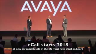 Avaya Engage 2016 in Dubai: Next Generation Emergency Services - Netherlands 112 and KPN on stage