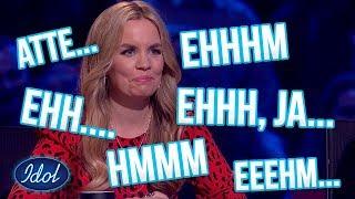 Hva Er Det Du Prøver å Si Nå, Silje?  | Idol Norge 2018