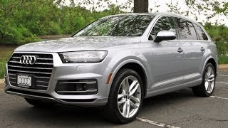 2017 Audi Q7 Test Drive & Review