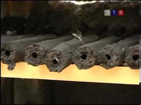 Безотходное производство угольных брикетов