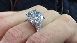 10 carat diamond engagement ring Buy diamond with Bitcoin