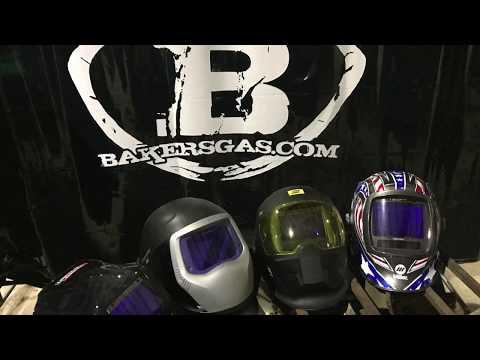 True Color Welding Helmet Review- Miller, Lincoln, ESAB and Speedglas