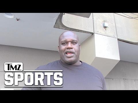 Shaq Says Lakers Shouldn't Be Afraid to Draft Lonzo Ball   TMZ Sports