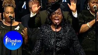 The National Homegoing Service of Apostle R.D. Henton (1)