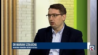 DR MARIAN SZOŁUCHA (EKONOMISTA) - KULISY WOJNY HANDLOWEJ MIĘDZY CHINAMI A USA