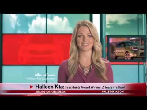 Halleen Kia Commercial January 2014 YouTube