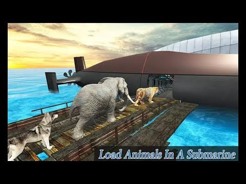 Underwater Animal Transport 3D Android Gameplay HD