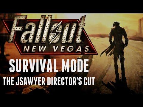 Fallout: New Vegas - Survival Mode - The JSawyer Director