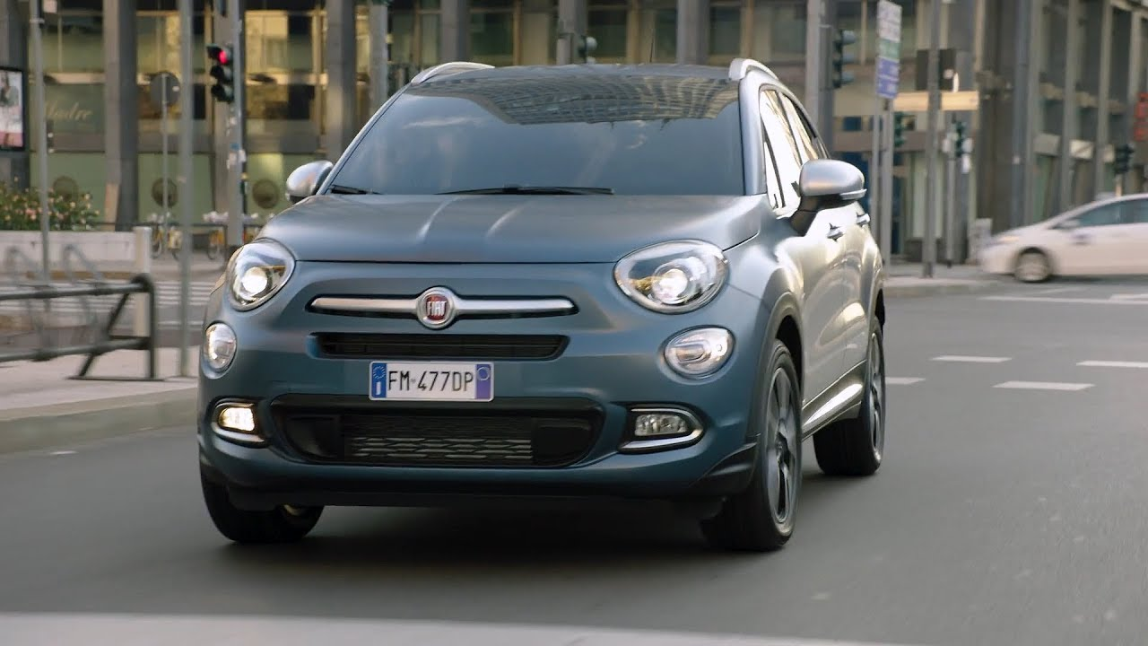 2018 fiat 500x mirror youtube. Black Bedroom Furniture Sets. Home Design Ideas
