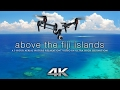 "YouTube Turbo ""Above the Fiji Islands"" Aerial Nature Relaxation™ 4K UHD Ambient Film w/ Music for Stress Relief"