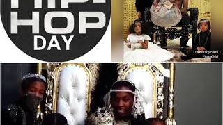 Offset Album Cover Shoot - Father of 4 (Global Hip Hop Day)