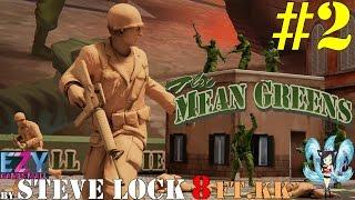 The Mean Greens : Plastic Warfare - ทหารอะไรว่ายน้ำไม่ได้ Ft.KK
