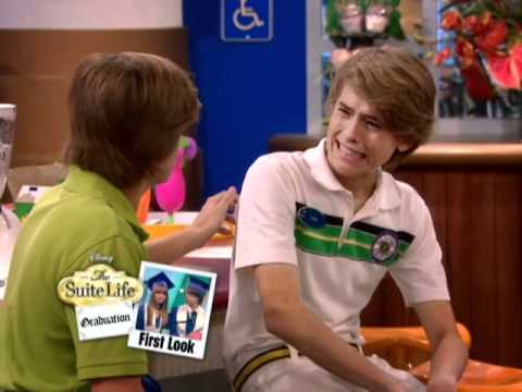 Graduation On Deck - First Look - Zack's in Love! - The Suite Life On Deck - Disney Channel Official