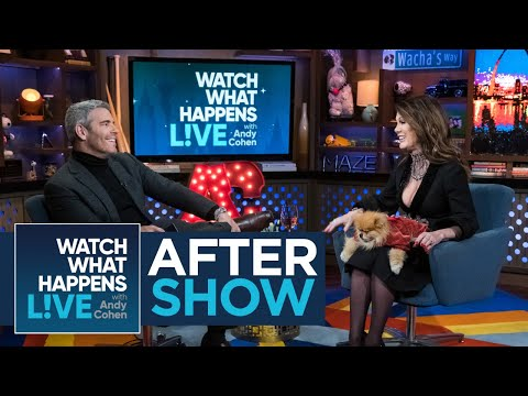 After Show: Debra Newell On Her 'Dirty John' Fame | WWHL