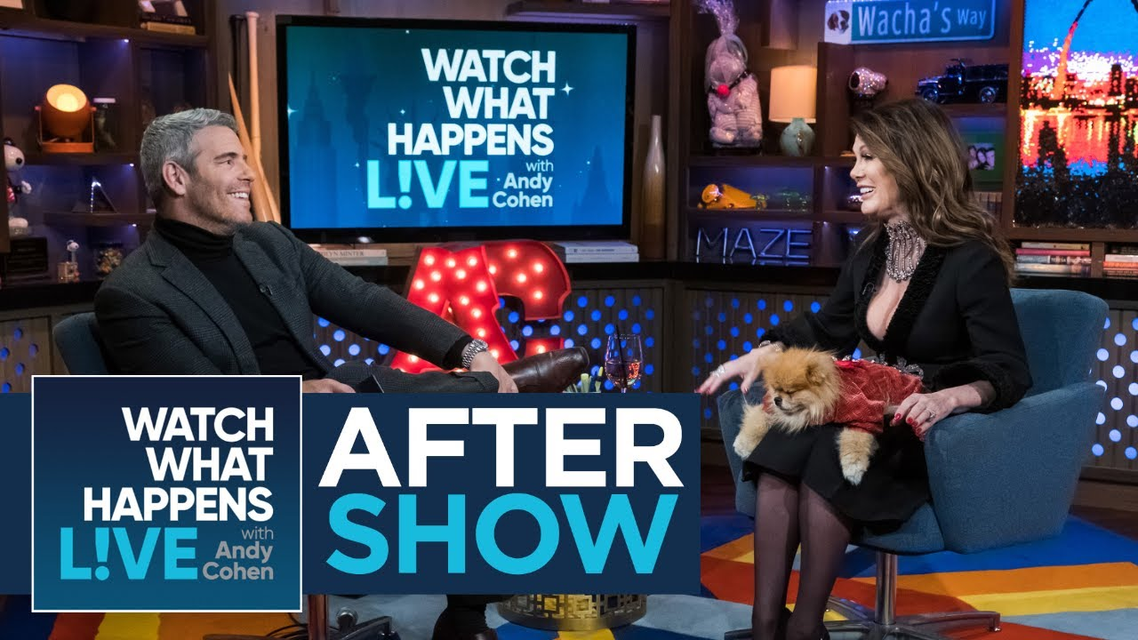 After Show: Debra Newell On Her 'Dirty John' Fame | WWHL image