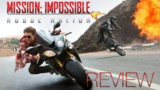 MISSION: IMPOSSIBLE ROGUE NATION Review - Collider