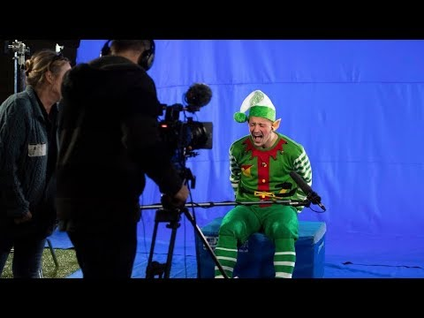 Celtic FC - Behind the scenes of 'Christmas...the Celtic Way!' 🎄⭐🎁