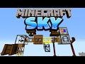 Stromtrasse und neue Anlage! - Minecraft SKY Folge #12
