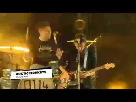 Arctic Monkeys live at NOS Alive 2014 (full show)