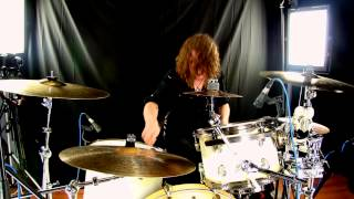 Kev Hickman - Pearl Jam - State Of Love And Trust (Drum Cover)